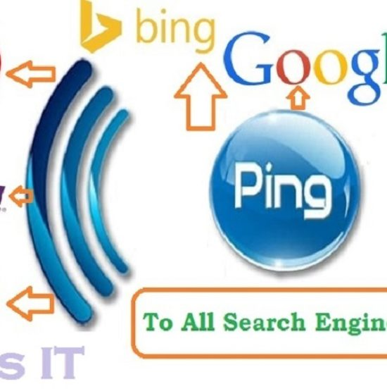 Ping Submission Sites List