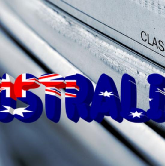 Australia Classified Sites List