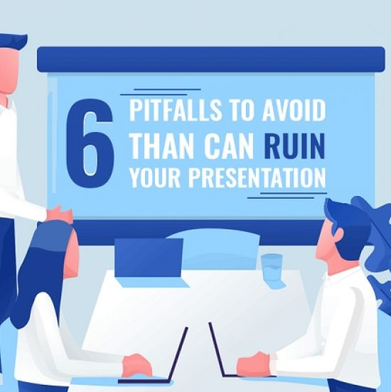 6 Pitfalls to avoid that can ruin Your Slides