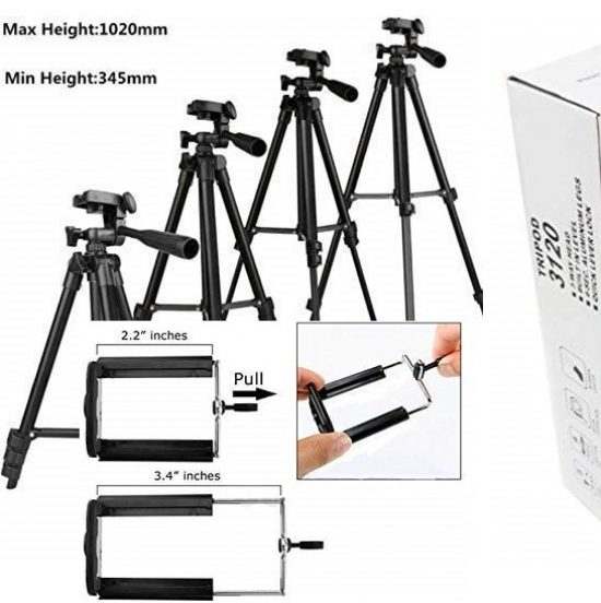 tripod 3120 review